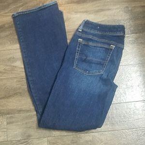 American eagle kick boot Jeans sz 8